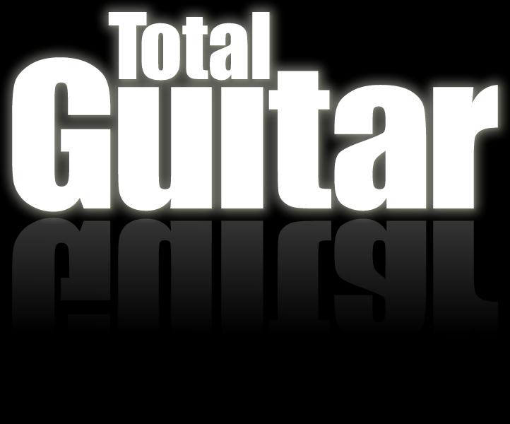Total Guitar Logo Total Guitar Logo
